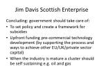 jim davis scottish enterprise