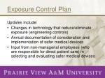 exposure control plan1