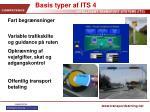 basis typer af its 4