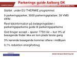 parkerings guide aalborg dk