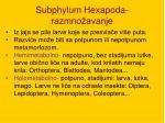 subphylum hexapoda razmno avanje1
