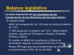 balance legislativo1
