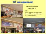 17 hol dworca pkp