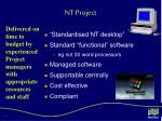 nt project