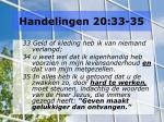 handelingen 20 33 35