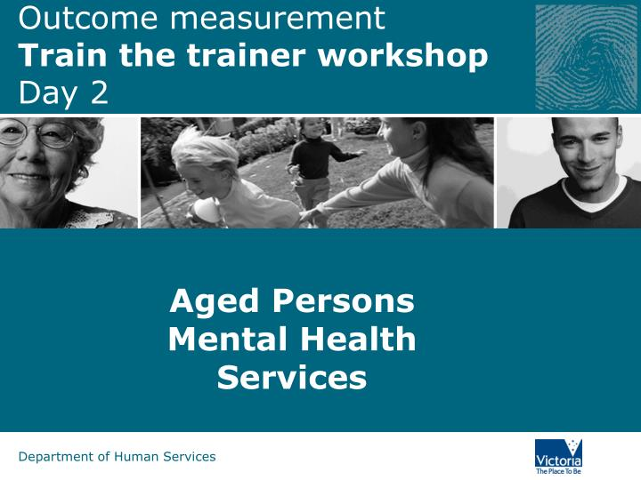 outcome measurement train the trainer workshop day 2 n.