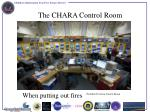 the chara control room
