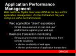 application performance management1