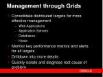 management through grids1