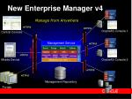 new enterprise manager v4