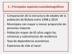 1 principales aspectos sociodemogr ficos