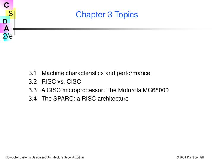 chapter 3 topics n.