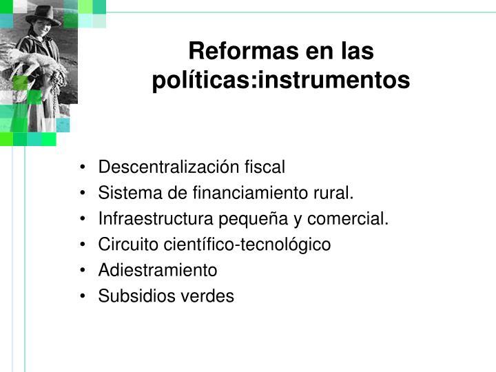 Descentralización fiscal