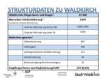 strukturdaten zu waldkirch