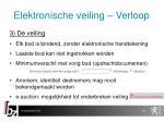 elektronische veiling verloop2