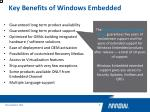 key benefits of windows embedded1