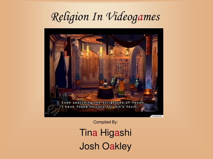 religion in videog a mes n.