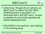 wg11 con t
