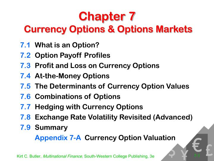 chapter 7 currency options options markets n.