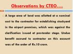 observations by cteo1