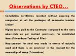 observations by cteo2