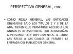 perspectiva general cont