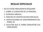 reglas especiales1