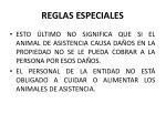 reglas especiales5