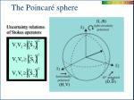 the poincar sphere2