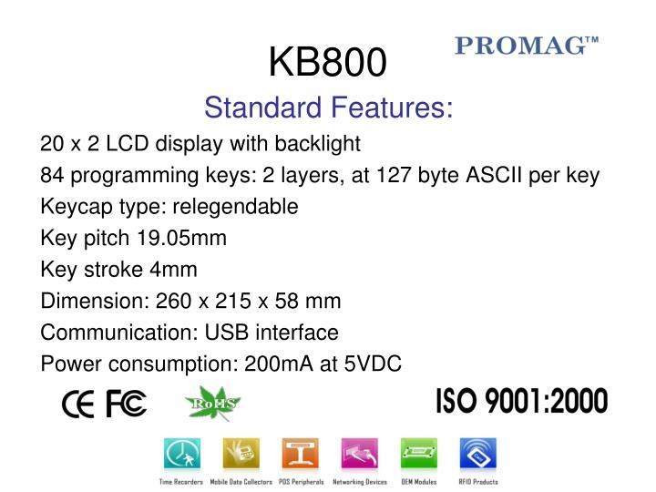KB800