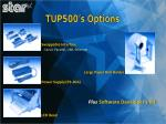 tup500 s options