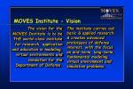 moves institute vision