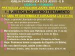 igreja evang lica s o s jesus e b li o 16 17 06 2013 pr tica da justi a nos ju zes reis e profetas2