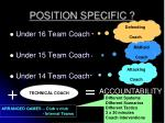 position specific2