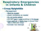 respiratory emergencies in infants children2