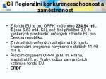 c l region ln konkurenceschopnost a zam stnanost1