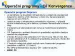 opera n programy c l konvergence5
