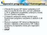 opera n programy c l konvergence9