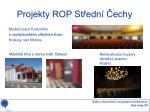 projekty rop st edn echy1