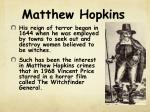 matthew hopkins1