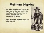 matthew hopkins10