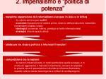2 imperialismo e politica di potenza
