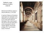 raffaello logge vaticane ii piano 1518 19