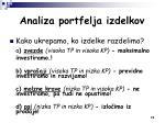 analiza portfelja izdelkov1