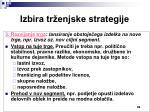 izbira tr enjske strategije5