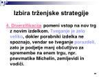 izbira tr enjske strategije6