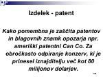 izdelek patent2
