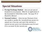 special situations1