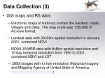 data collection 3