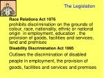 the legislation1